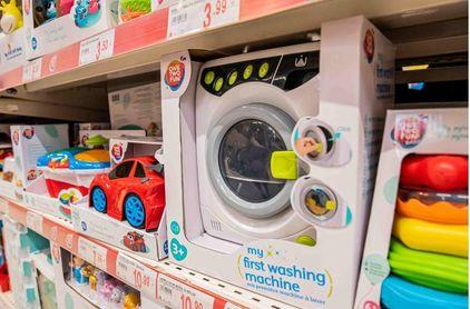 La campaña de Alcampo 'Ningún niño sin juguete' finaliza con 12.000 juguetes nuevos