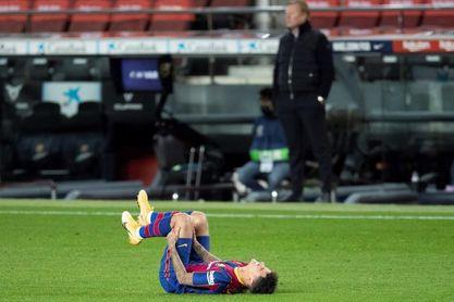 El Barça se pierde sin Messi