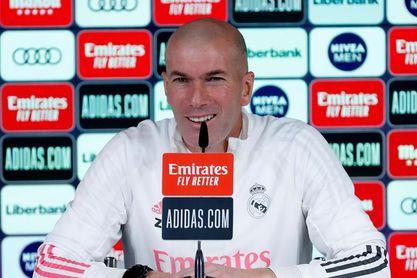 """Zidane: """"Me duele por Marcelo e Isco; son momentos complicados"""""""