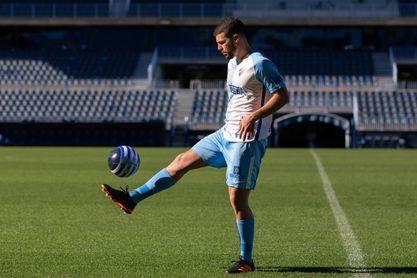 """Alexander González: """"Es un privilegio llegar al Málaga, un club grande"""""""