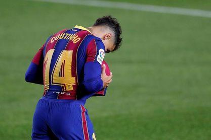"""Coutinho sufre """"una de las lesiones más importantes"""", según el doctor Ripoll"""