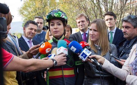 Sheyla Gutiérrez volverá a entrenar tras mejorar de sus problemas de salud
