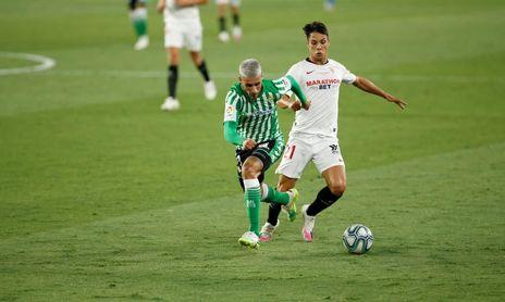 El Real Betis-Sevilla FC se diputará el próximo sábado, día 2.