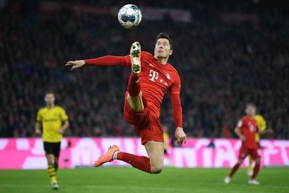 Dortmund-Wolfsburgo, partido clave en Alemania- El Bayern contra el penúltimo