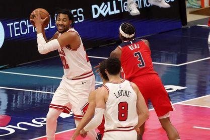 130-133. Bulls siguen sin permitir ganar a Wizards