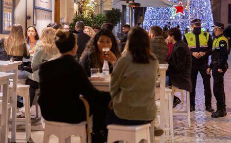 Emergencias 112 gestiona 1.807 incidencias en Nochevieja en Andalucía