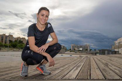 Isabel Macías anuncia su retirada del atletismo