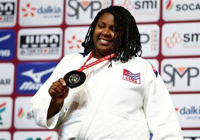 Judocas cubanos encabezados por la campeona Idalys Ortiz írán a torneo en Catar