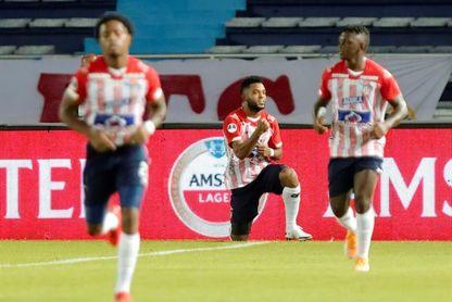 Junior llega a un acuerdo con Palmeiras y Miguel Borja seguirá en Colombia