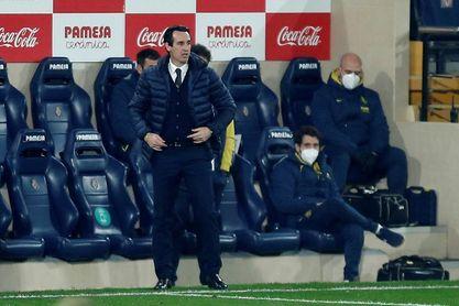 El Villarreal volvió a repetir un once nacional y con siete canteranos