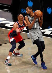 122-123. Beal y Wizards dejan en plena crisis a los Nets