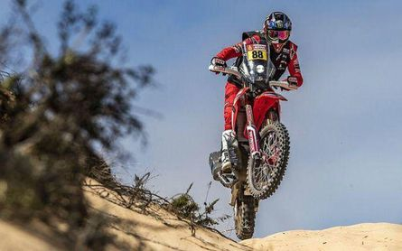 Barreda gana la etapa y se destaca como líder del Dakar