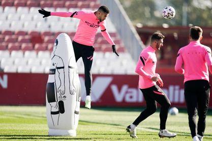 Ausencias de peso en la lista del Sevilla FC para la Copa