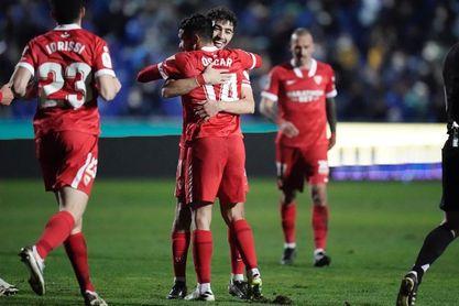 Linares 0-2 Sevilla FC: Regala trabajo y seriedad