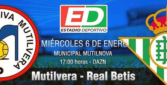 Mutilvera-Real Betis: El beticismo ya ha pedido su regalo