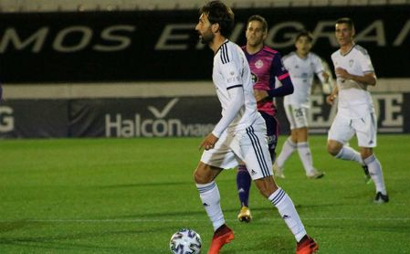 Zalazar y Plano dan al Valladolid una sufrida victoria en Marbella