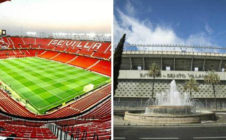 Sevilla y Betis, más castigados por los árbitros sin la presión de sus aficiones