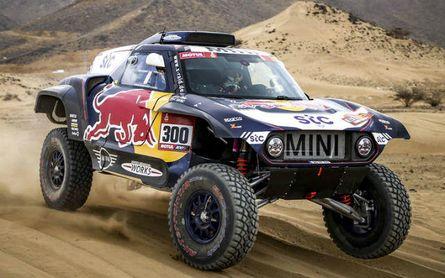 Más problemas para Sainz y Barreda en el Dakar