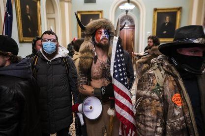 El 'trumpismo' culmina en un asalto de sus partidarios al Congreso de los Estados Unidos.
