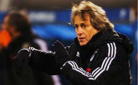 El delicado momento de Jorge Jesús, el valedor de Carvalho, en el Benfica.