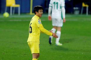 El Real Madrid cede al japonés Kubo al Getafe hasta final de temporada