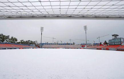 El Atlético de Madrid-Athletic, aplazado por el temporal