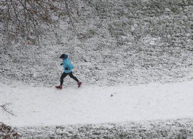 El temporal de nieve paraliza el fútbol español, con 26 partidos suspendidos