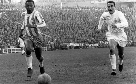 Fallece Pedro Casado, campeón de Europa con el Real Madrid.