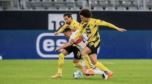 Posible baja de peso en el Dortmund para medirse al Sevilla FC