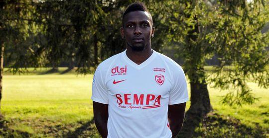 Mauboulou llegó a jugar en la Ligue 1 francesa.