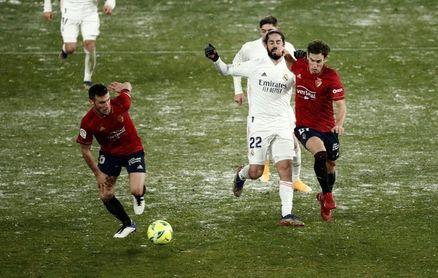El Real Madrid, en Málaga para preparar la Supercopa