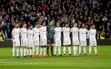 Casemiro, Varane y Courtois los más valiosos del Madrid, según KPMG