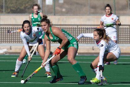 España gana a Irlanda en Santomera en su camino de preparación hacia Tokio
