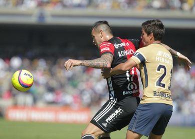 El argentino Caraglio asegura que regresó al Atlas para poder jugar