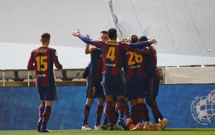 Real Sociedad 1-1 Barcelona: Riqui Puig vale una final (2-3 en los penaltis)