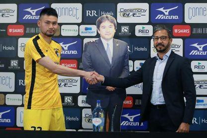 El fútbol japonés desembarca en Portugal