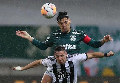 Palmeiras confía en recuperar al paraguayo Gustavo Gómez para la final