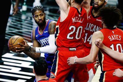 111-106. Leonard y George impiden que los Clippers se descuelguen de Lakers