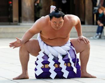 Hakuho es dado de alta tras superar la covid-19