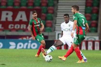 Tres titulares del Sporting de Portugal, positivos por covid-19