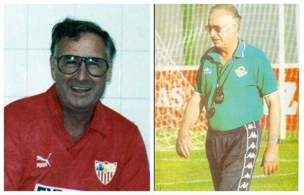 Sevilla FC y Betis, de luto por la muerte de Vicente Cantatore