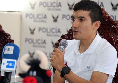 Carapaz, el mejor de 2020 en Ecuador para la asociación de prensa deportiva