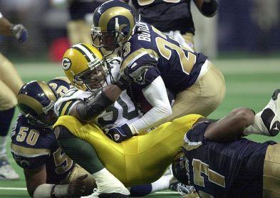 El frío de Green Bay no será excusa para los Rams en su duelo ante Packers