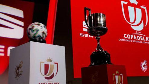 Así será el sorteo de Copa del Rey: posibles rivales de Sevilla FC