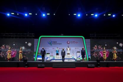 Carolina Marín reina en Tailandia ante la nº 1 del mundo