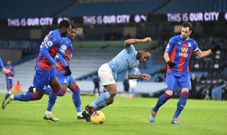 El Manchester City, candidato