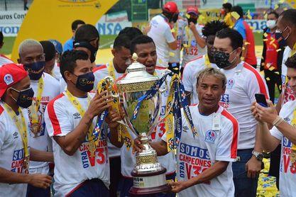 El Olimpia hondureño gana un segundo título con el argentino Troglio como técnico