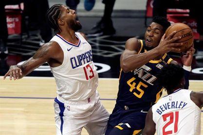 105-109. Jazz, con Clarkson de líder, fueron mejor equipo que los Nuggets