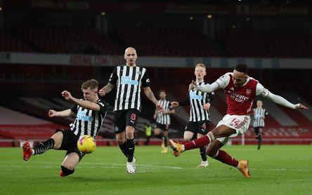 El Arsenal empieza a mirar hacia arriba