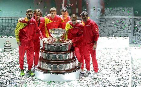 La Copa Davis con más sedes y se alarga a 11 días de competición.